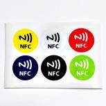NFC наклейка NXP Mifare, Краснодар