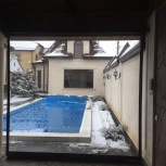 Мягкие окна(гибкое стекло) для беседки или веранды, Краснодар