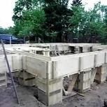 Подъем домов,укреплен.свайных фундамен-бетоном,ямобуры.Экскаватор.И др, Краснодар