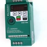 Преобразователь частоты EMD-MINI – 015 S, 1,5 кВт, 220 В, Краснодар