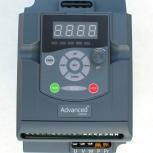 Частотный преобразователь 0.75 кВт, 220 В, ADV 0.75 E210-M, Краснодар