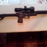 Пневматическая PCP винтовка EDgun Леший Long (6.35 мм), Краснодар