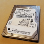 Жесткий диск Toshiba для ноутбука, Mac Mini, 500 GB, Краснодар