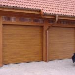 Секционные гаражные ворота, Краснодар