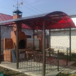 Беседки, веранды из поликарбоната, Краснодар