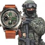 Часы amst и портмоне baellerry italia в подарок, Краснодар