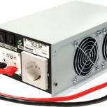 Преобразователь напряжения ИС-12-1500 инвертор DC-AC 12В/1500Вт, Краснодар