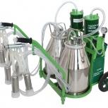Доильный аппарат для коров тандем «Молочная ферма» модель 1Т, Краснодар