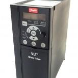 Преобразователь частоты Danfoss VLT® Micro Drive FC-051 0,75 кВт 220В, Краснодар