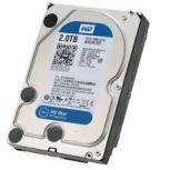 Жесткий диск Western Digital WD Blue Desktop 2 TB, Краснодар