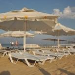 Зонт для пляжа 4х4 м. ветроустойчивый, Краснодар