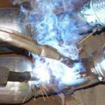 Удаление катализатора Краснодар,ремонт глушителей в Краснодаре, Краснодар