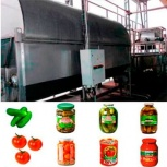 """Линии для производства овощных консервов """"под ключ"""", Краснодар"""