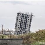Просадка, устранение крена зданий, Краснодар