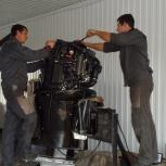 Ремонт лодочных моторов, Краснодар