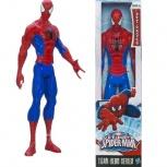Человек Паук Игрушка Супергероя Титаны Марвел От Hasbro, Краснодар
