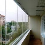 Безрамное остекление веранд, балконов, беседок, кафе, Краснодар