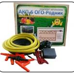 Набор - автоматический капельный полив с контроллером и дат.влаж.почв, Краснодар