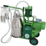 Доильный аппарат для коров «Молочная ферма» модель 1П, Краснодар