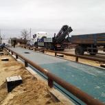 Автомобильные весы для статического взвешивания 100 тонн, Краснодар