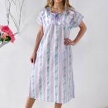 Ситцевые сорочки от ивановского производителя «Ева», Краснодар