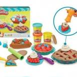Ягодные тарталетки набор для лепки Play-Doh от Hasbro, Краснодар