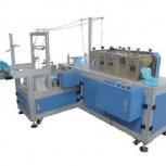 Автомат для изготовления бахил из нетканого полотна, Краснодар