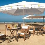 Зонт пляжный, Краснодар
