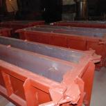 Форма стальная для производства ЖБИ ФБС 24.5.6 (на 2 блока), Краснодар
