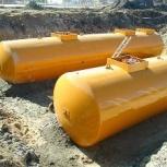 Резервуар горизонтальный стальной РГС-50 м3 (РГСП-50м3), Краснодар