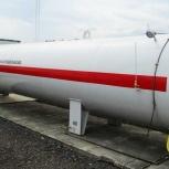 Емкости, резервуары, газгольдеры для сжиженных газов СУГ, Краснодар