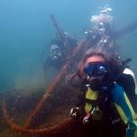 Дайвинг в Геленджике. Подводное погружение в Чёрном море, Краснодар