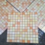 Мозаика Vitra Colorline MIX9 оранж.-желт. 2,5*2,5, Краснодар