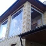Прозрачные шторы пвх для беседок и веранд, Краснодар
