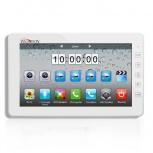 """Сенсорный 10"""" монитор видеодомофона PVD-10L v.7.1 (белый), Краснодар"""