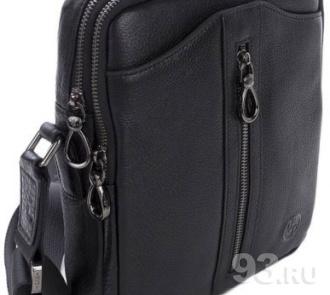 e3271e0a82cd Кожаная мужская сумка через плечо фото, Цена - 5750.00 руб ...