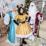 Дед Мороз  и Снегурочка на дом, Краснодар
