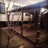 Прозрачные шторы для беседки, веранды, террасы, Краснодар