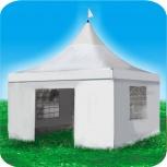 Тент-шатер  5х5 м, Краснодар