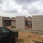 Строительство домов в Каневской из Деревобетонных Блоков, Краснодар
