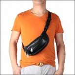Качественная кожаная поясная сумка, Краснодар