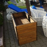 Декоративное ограждение пригрузов, Краснодар