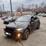 Аренда автомобиля БМВ Х6 с водителем, Краснодар