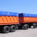 Полога ПВХ для грузового транспорта, Краснодар
