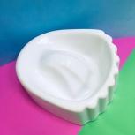 Ванночка для маникюра керамика, Краснодар