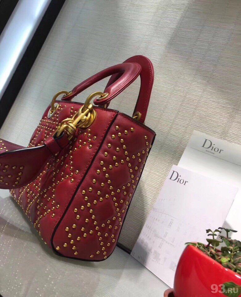 Женские сумки из натуральной кожи диор