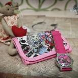 Монстр Хай! Детские кварцевые часы + кошелечек!, Краснодар