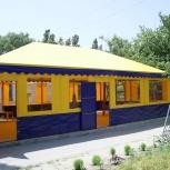 Летнее кафе тентовое, Краснодар