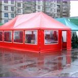 Пивные палатки, палатки для кафе, шатры, навесы, павильоны тентовые, Краснодар