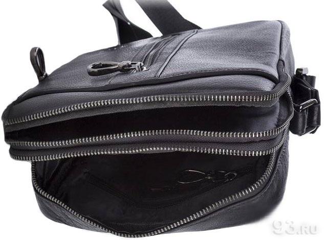 5330703587db Кожаная мужская сумка через плечо фото, Цена - 5750.00 руб., Краснодар -  93.RU